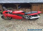 Ducati 900SS super sport  Injection 23/6/1999 Red Stunning with very low mileage for Sale