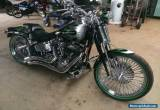 Harley Davidson CVO springer for Sale