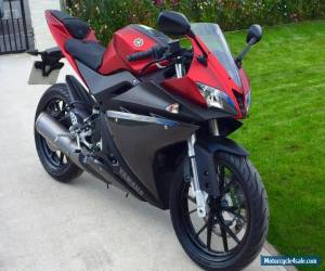 STUNNING 2014 YAMAHA YZF-R125 MT125 WR125R CBR125  CBF DT125R   UK DELIVERY for Sale