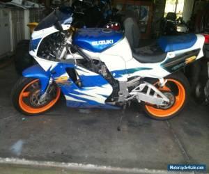 Motorcycle 1995 Suzuki GSX-R for Sale