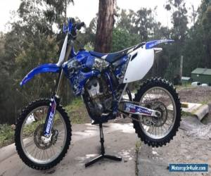 Yamaha yz 250 f Motorcycle  for Sale