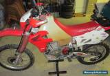 Honda XR 650R 2000 Model Water Cooled. for Sale