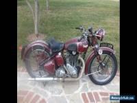 1943 Triumph Bonneville