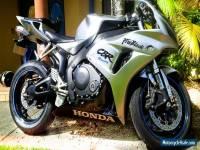 2007 MY08 Honda CBR 1000 RR Fireblade