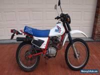 Honda XL 185 S trail bike