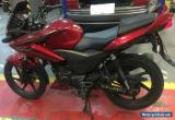 2013 HONDA CBF 125 M-D RED for Sale
