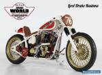 "HARLEY DAVIDSON SOFTAIL ""ENVY"" 5th Place at World Championship IN STOCK! for Sale"