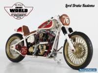 """HARLEY DAVIDSON SOFTAIL """"ENVY"""" 5th Place at World Championship IN STOCK!"""
