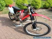 Honda CR250 Enduro (Road Registered)