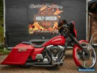 "HARLEY DAVIDSON 2005 96"" CUSTOM BAGGER.SCREAMING EAGLE S2.AIR SUSPENSION.STEREO"