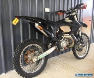 2013 KTM250 EXC Dirt Bike  for Sale