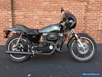 1977 Harley-Davidson Sportster