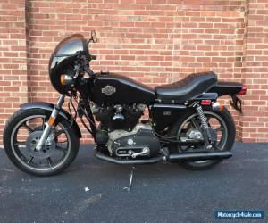 Motorcycle 1977 Harley-Davidson Sportster for Sale