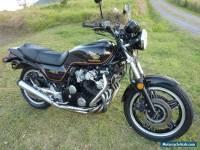 1981 Honda CBX1000 not GSXR or CB1100