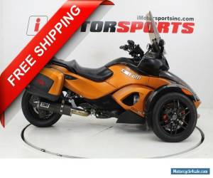 2011 Can-Am Spyder Roadster RS-S for Sale