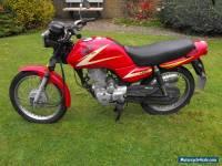 2002 HONDA CG125
