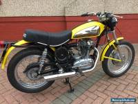 Ducati 250 Street Scrambler. Wide case. Lovely condition.