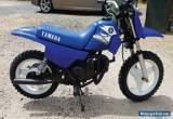 2006 Yamaha pee wee 50 for Sale
