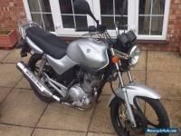 Yamaha YBR 125cc Motor Cycle