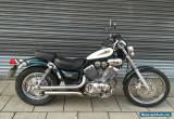 2001 YAMAHA XV 535 VIRAGO WITH 12 MONTHS MOT for Sale