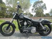 2014 HARLEY DAVIDSON STREET BOB, GREAT CONDITION, POPULAR MODEL, PRICED TO SELL