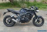 2008 TRIUMPH SPEED TRIPLE, EXCELLENT CONDITION, PRICED TO SELL for Sale