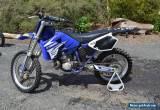 Yamaha YZ250 2 stroke for Sale