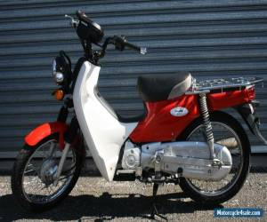 Honda Super Cub NBC110 Postie 2013 Model for Sale