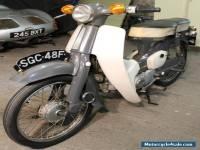 1967 Honda C50, Excellent Barn Find Condition Original Runner, 4784 Miles No Res