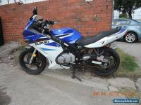 SUZUKI GS500F 2007 MODEL NO RESERVE RUNS AND RIDES GREAT LAMS LEARNER APPROVED