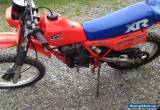 1983 Honda XR for Sale
