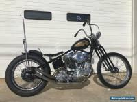 1962 Harley-Davidson FL