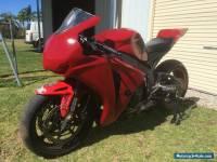 Honda CBR1000RR Race Bike