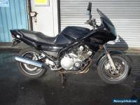 YAMAHA XJ 900 S DIVERSION BLACK  2001