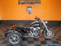 2016 Harley-Davidson Freewheeler Trike - FLRT