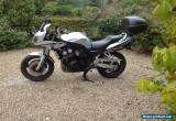 Yamaha Fazer 600 FZS 2003 - Silver 15k stunning condition with extras  for Sale