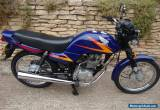 HONDA CG 125 ELECTRIC START for Sale