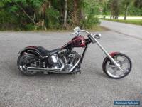 2007 Harley-Davidson Thunder Mountain Keystone Screamin' Eagle CVO