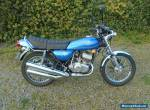 1977 Kawasaki KH250 - Fully Restored - Show Condition for Sale