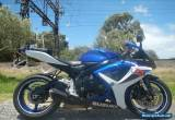 2007 SUZUKI GSXR600, FAST, LIGHT & RESPONSIVE SPORTS BIKE, PRICED TO SELL for Sale