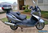 Suzuki Burgman 650 Executive 2008 Maxi Scooter for Sale
