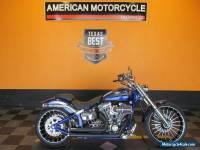 2014 Harley-Davidson CVO Softail Breakout - FXSBSE Freedom Exhaust