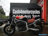 1985 SUZUKI GSXR750, FIRST OF ITS ERA, NO RESERVE AUCTION STARTING AT $1