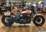 2015 Indian Scout Spirit of Sturgis  for Sale