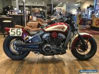 2015 Indian Scout Spirit of Sturgis