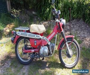 HONDA POSTIE BIKE for Sale