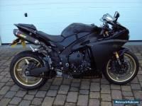 2011 YAMAHA YZF R1 10 BLACK