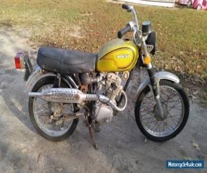 1972 Honda CL for Sale