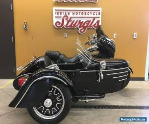 2015 Indian Chieftain Side Car for Sale