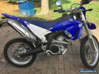 Yamaha WR R 2008